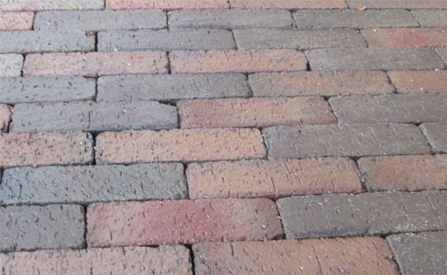 Brick Paving Tones