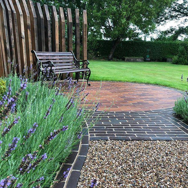 Clay pavers are the perfect way to make a statement in the garden that will stand the test of time.
