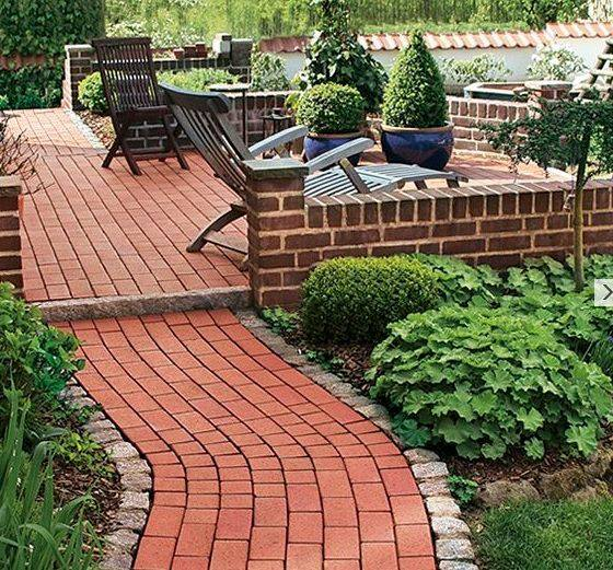 Delta Brick Pavers Collection will bring a classic feel to designs.